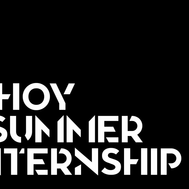 Ahoy Summer Internship
