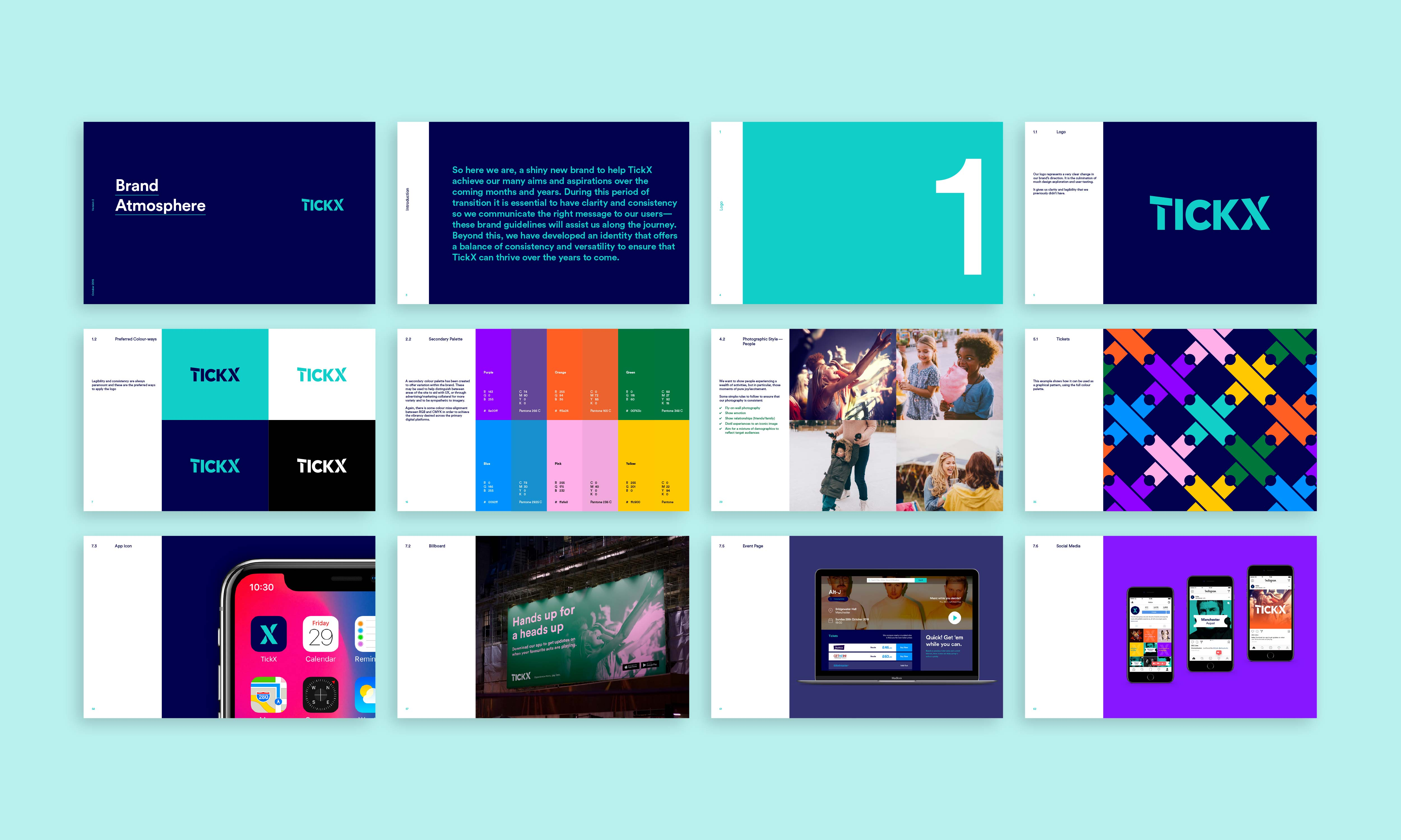 TickX Brand Guidelines